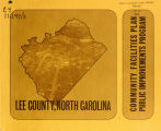 Lee County, North Carolina, community facilities plan, public improvements program