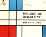 Mt. Holly, North Carolina, population and economic report