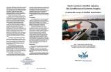 North Carolina's shellfish industry : site conditions and economic impacts : a statewide survey of...