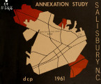 Annexation study, Salisbury, North Carolina