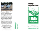 Energy improvement loan program