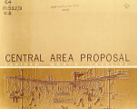 Central area proposal, Sanford, North Carolina