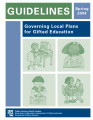 Guidelines governing local plans for gifted education