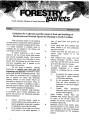 Guidelines for collection and movement of seed and seedlings of hardwoods and wetland species for...
