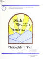 Black Mountain-Montreat thoroughfare plan