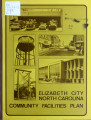 Elizabeth City, North Carolina : community facilities plan