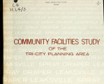 Community facilities study of the tri-city planning area