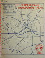 Preliminary thoroughfare plan for Kernersville, North Carolina