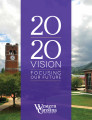 2020 vision : focusing our future