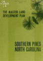 Master land development plan, Southern Pines, North Carolina