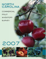 North Carolina commercial fruit inventory survey, 2007