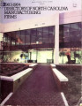 Directory of North Carolina manufacturing firms [1984]