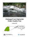 Watauga River basinwide water quality plan
