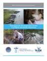 Management strategies for North Carolina's estuarine shoreline : report of the Estuarine Policy...