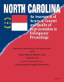 North Carolina : an assessment of access to counsel and quality of representation in delinquency...
