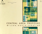 Central area proposal, Wilson, North Carolina: a preliminary study