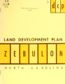 Land development plan, Zebulon, North Carolina
