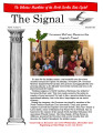 Signal : the volunteer newsletter of the North Carolina State Capitol