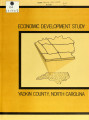 Economic development study, Yadkin County, North Carolina