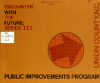 Public improvements programs, Union County, N.C.