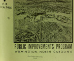 Public improvements program, Wilmington, North Carolina