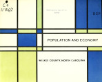 Population and economy, Wilkes County, North Carolina