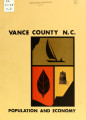 Vance County, N.C., population and economy
