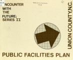 Public facilities plan, Union County, N.C.