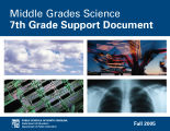 Middle grades science : 7th grade support document.