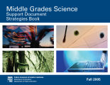 Middle grades science : support document, strategies book