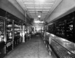 Jolly's Jewelery Store Interior, 1930