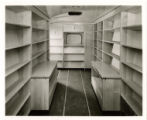 Chatham County Public Library bookmobile (interior)