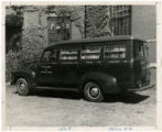 Guilford County bookmobile