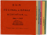 BHM Regional Library report. 1941-1945