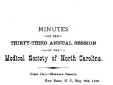 Malarial diseases of eastern North Carolina--studied with reference to the germ theory