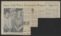 Commission. Publicity. Clippings, articles, etc., January 1964-January 1965