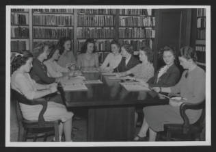 Future Homemakers of America: History--Photographs--People, Executive Council, State Officers