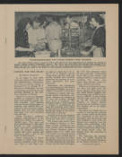 Future Homemakers of America: Publications--Newsletters and Bulletins, 1945, 1951, 1978